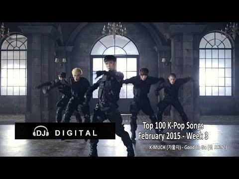 Top 100 K-pop Songs For February 2015 Week 3 video