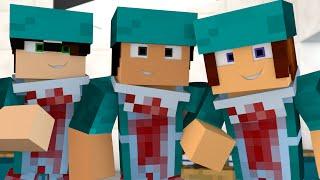 Minecraft: CIRURGIA NOS YOUTUBERS - ( Surgeon Minecraft)
