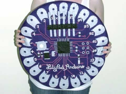 LilyPad Arduino Projects