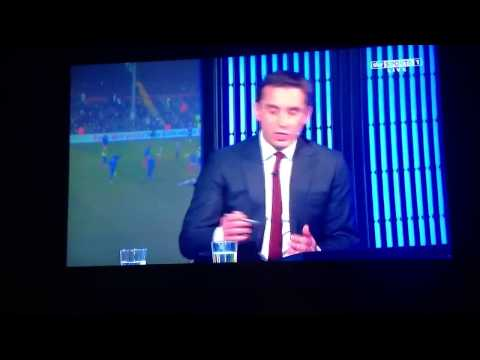 Gary Neville Analysis of Southampton vs Chelsea (30/03/13)