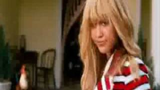 Watch Miley Cyrus Just A Girl video
