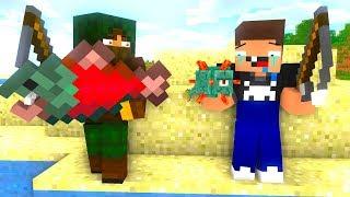 NOOB vs PRO - Minecraft Animation