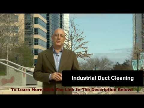 Industrial Air Duct Cleaning Raleigh NC - Learn Why Commercial Air Duct Cleaning Saves Money
