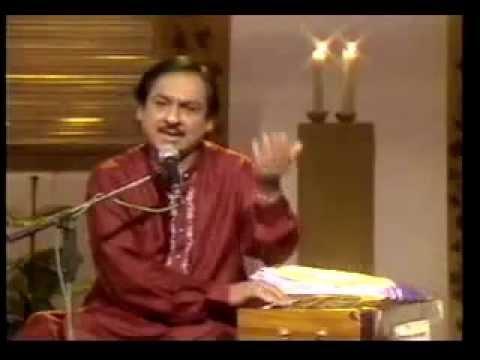 Aziz's Favorite Ghulam Ali   Live, Ye Dil Ye Paagal Dil Mera video