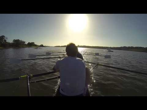 A day at the office - GB Rowing Team