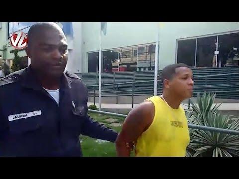 Jovem é preso com drogas na Vila Americana