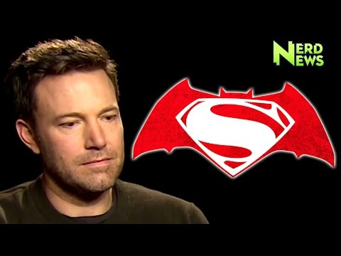 Ben Affleck Humiliated  by Batman V Superman?!