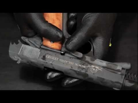 Rock Island Armory Basic 1911 Cleaning (Official)