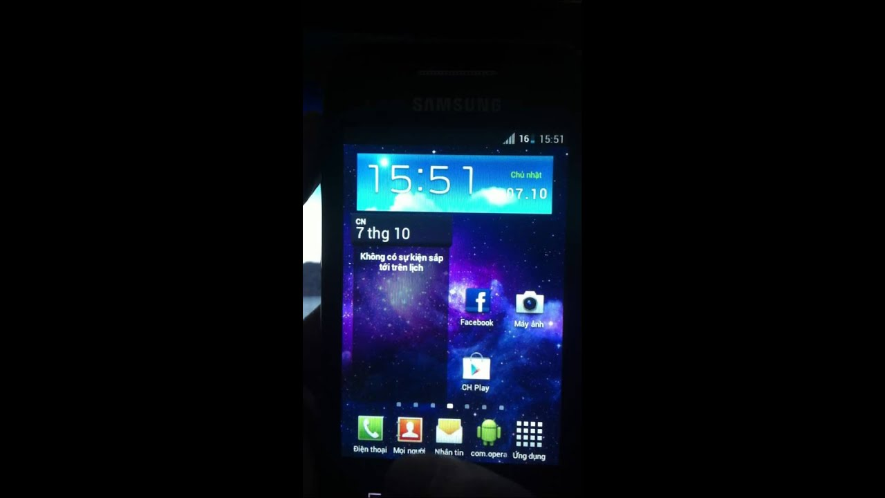 ROM Galaxy Ace SIII - nims11 ICS Kernel 2.6.35.14 - YouTube