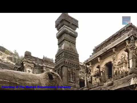 OUT OF THIS WORLD!! The Mystery of the Kailasa Temple in India!!
