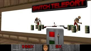 Good Doom WADs - REVPRBLM.WAD (The Revenant Problem)