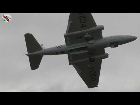 Waddington Airshow 2014 With Radio Comms