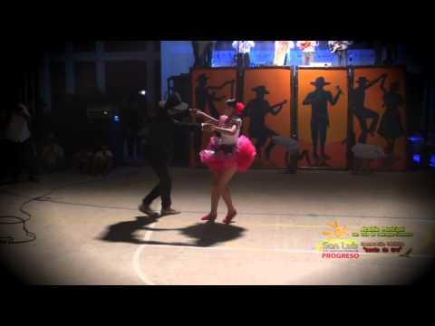 Ganadores Pareja de baile musica llanera