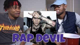 Machine Gun Kelly - Rap Devil - REACTION/BREAKDOWN