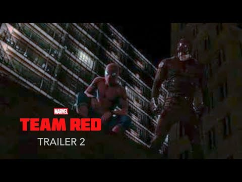 Marvel's Team Red | Fan-Made Trailer 2
