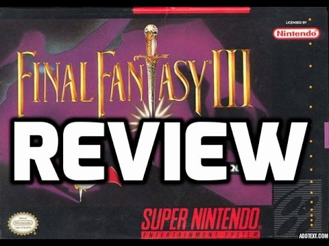 Final Fantasy 3 (SNES) Review