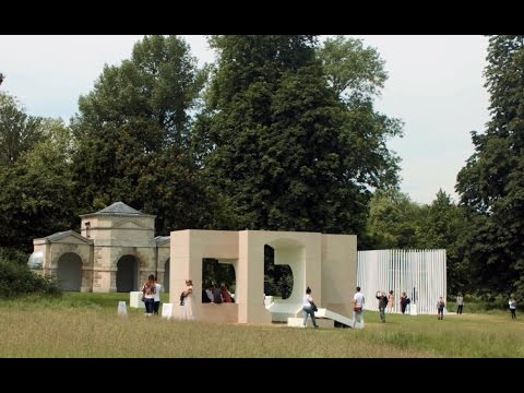 The Serpentine Pavilion Programme: in collaboration with Google Arts & Culture