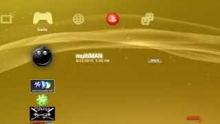 How To Update MultiMan File Manager - Latest Version (4.76) Jailbreak PS3 CEX/DEX w DL Link