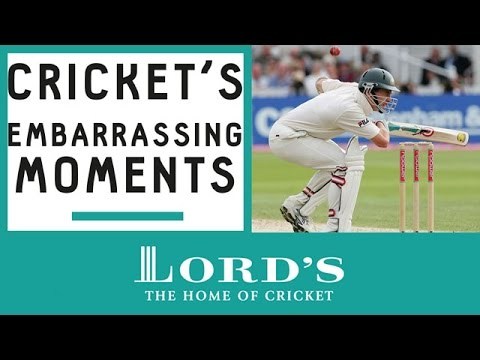 Anderson, Lee, Chanderpaul & Tait reveal embarrassing cricket tales