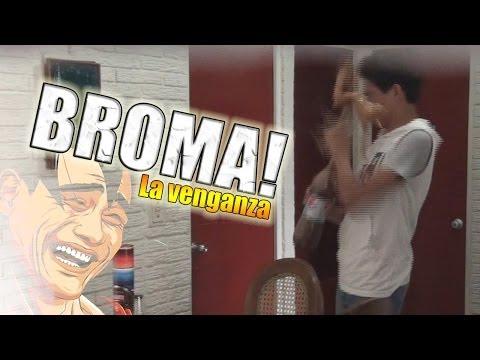 La mejor broma del 2014 Cola + Mentos La Venganza