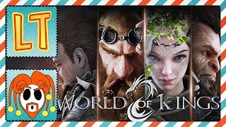 Let's Try World of Kings