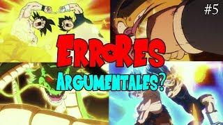 ¿Errores argumentales en el final de Dragon Ball Super: Broly? | Súper análisis #5