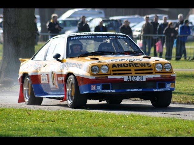 Race Retro 2014 - Classic Rally Cars
