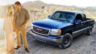 This $1,300 Cheap Truck is why I have my Wife!  * Surprise Ending *