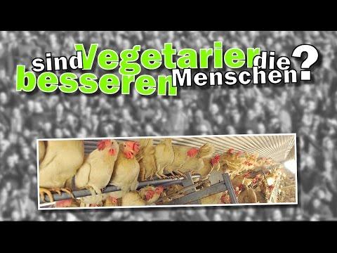Sind Vegetarier die besseren Menschen? | FLASH