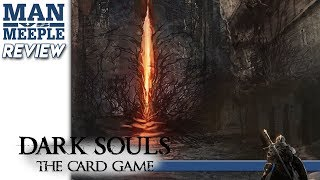 Dark Souls: The Card Game (Steamforged Games) Review by Man Vs Meeple