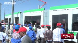 Ethiopia Launches Pre-Service Testing For The Light Rail System