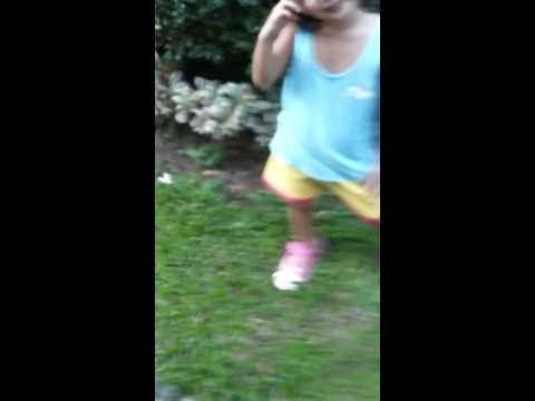 RAISA'S IGOROT DANCE