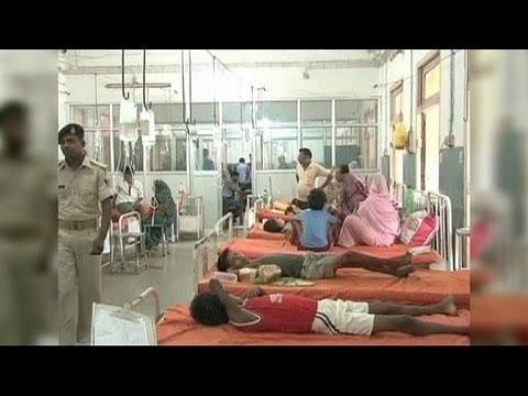 India: evacuato ospedale che ospitava alunni avvelenati a mensa