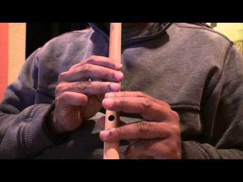 Meri pyari bahania banegi dulhania on flute - Travails with...