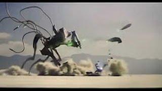 Dia de la Independencia 2   Reina Alien vs El ejercito   Batalla Final
