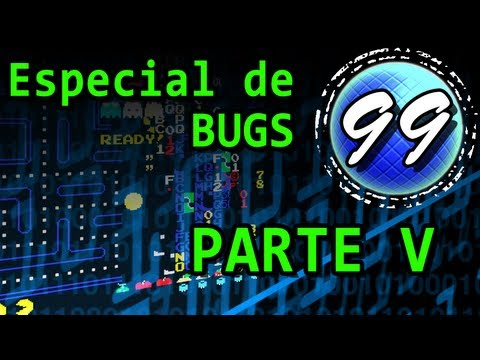 (ESPECIAL BUGS) - Los Errores dentro de los Videojuegos (Parte V)