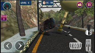 Crazy Driver - Speed Bump Car Drive Challenge #1| Android Gameplay (Cartoon Games Network)