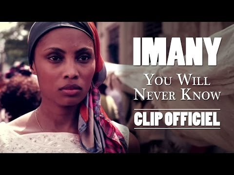 Imany - You Will Never Know - Clip Officiel Music Videos