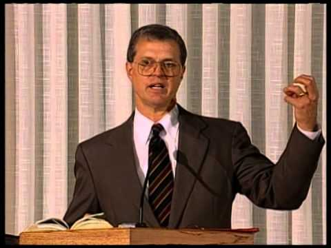 Education Week 1998 Terrance Olson - What the Restoration Means to Families   A Gospel View of Eve