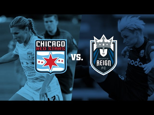 Chicago Red Stars vs. Seattle Reign FC - 8:00 PM ET
