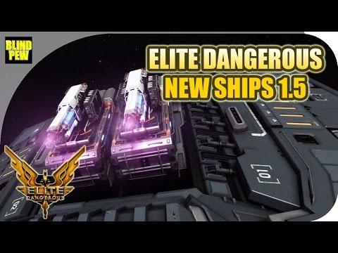 Elite Dangerous - News - New Ships 1.5