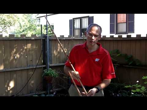 KB9VBR J-Pole Antenna Demonstration