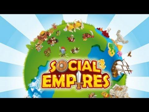 Social Empires - iPhone Gameplay Video