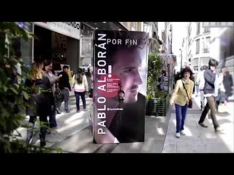 Pablo Alborán Estreno Por fin en Argentina