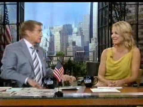 Regis Asks Michelle Beadle If She Watches Porn video