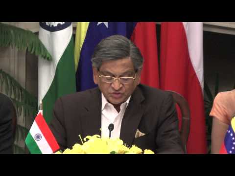 First India - CELAC Ministerial TROIKA meeting