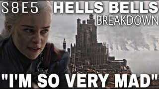"S8E5 ""The Bells"" Breakdown! - Game of Thrones Season 8 Episode 5 (The Bells)"