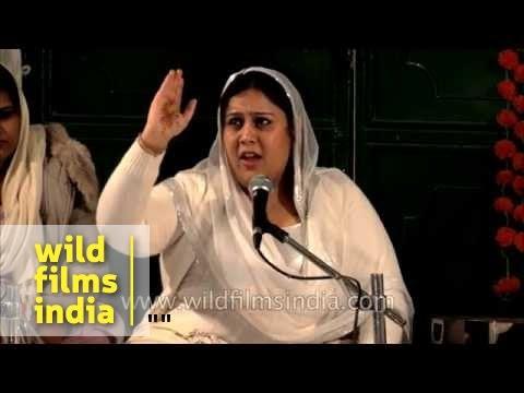 Sufi singer Ragini Rainu : Indias new sufi sensation