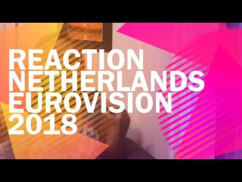 Reaction: Netherlands, Eurovision 2018