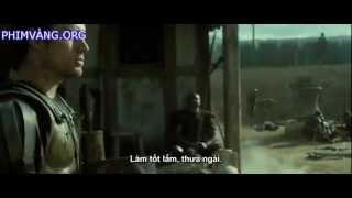 Chiến binh La Mã phần 1